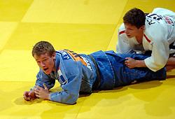 18-03-2006 JUDO: DUTCH OPEN: ROTTERDAM<br /> Jeroen Mooren pakt de zilveren medaille<br /> Copyrights: WWW.FOTOHOOGENDOORN.NL