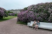 The Summer Garden, St Petersburg