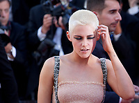 Actress Kristen Stewart at the 120 Beats per Minute (120 Battements Par Minute) gala screening,  at the 70th Cannes Film Festival Saturday 20th May 2017, Cannes, France. Photo credit: Doreen Kennedy