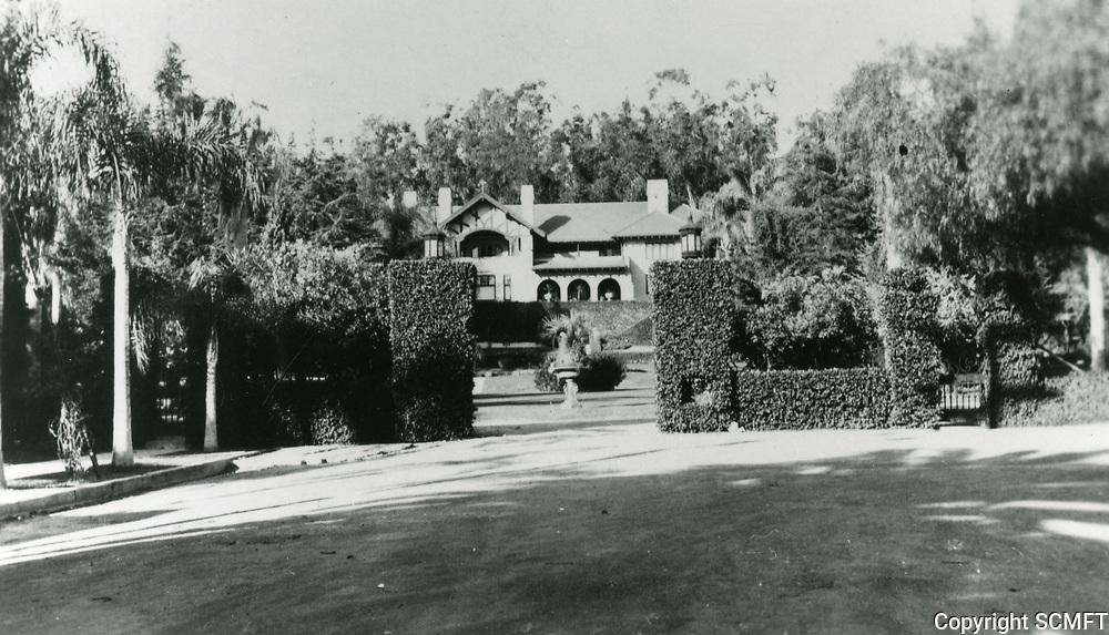 1935 Residence of Joseph Giroux (now the Monastary of the Angels)