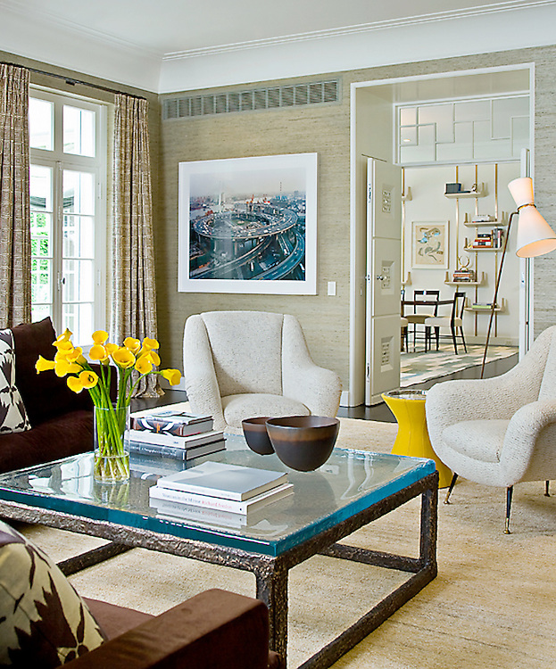 Chicago North Shore residence Leslie Jones Associates Interiors, photography by Wayne Cable Chicago residential photographer.