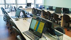 Ambientes da Fundação Escola Superior do Ministério Público.  FOTO: Jefferson Bernardes/ Agência Preview