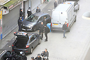 EXCLUSIVE<br /> POLICE GET READY TO STORM FLAT IN PARIS WHERE MAN WAS ARREST AND WOMAN KILLED HERSELF<br /> ©Exclusivepix Media