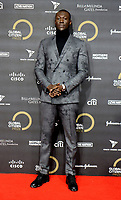 Stormzy at the Global Citizen Prize at the Royal Albert Hall in London 12th dec 2019 Photo by Cat morley