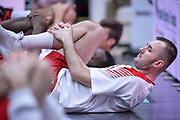 DESCRIZIONE : Milano Lega A 2015-16 Olimpia EA7 Emporio Armani Milano - Giorgio Tesi Group Pistoia<br /> GIOCATORE : Krunoslav Simon<br /> CATEGORIA : Ritratto Pre Game<br /> SQUADRA : Olimpia EA7 Emporio Armani Milano<br /> EVENTO : Campionato Lega A 2015-2016<br /> GARA : Olimpia EA7 Emporio Armani Milano Giorgio Tesi Group Pistoia<br /> DATA : 01/11/2015<br /> SPORT : Pallacanestro<br /> AUTORE : Agenzia Ciamillo-Castoria/M.Ozbot<br /> Galleria : Lega Basket A 2015-2016 <br /> Fotonotizia: Milano Lega A 2015-16 Olimpia EA7 Emporio Armani Milano - Giorgio Tesi Group Pistoia