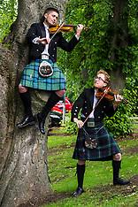 Wilfred Owen and Siegfried Sasson Violins | Edinburgh | 7 August 2017