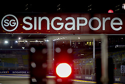 September 13, 2018 - Singapore, Singapore - Motorsports: FIA Formula One World Championship 2018, Grand Prix of Singapore, (Credit Image: © Hoch Zwei via ZUMA Wire)