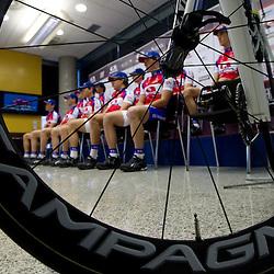 20110308: SLO, Cycling - Cycling team Adria Mobil 2011