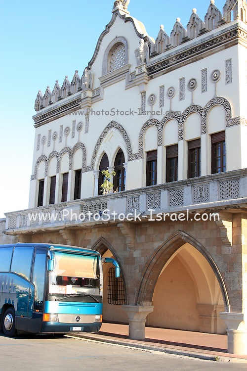 Greece, Rhodes, Rhodes City, The old town of Rhodes,