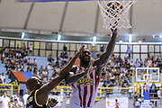 DESCRIZIONE : 5° International Tournament City of Cagliari Olympiacos Piraeus Pireo - Limoges CSP<br /> GIOCATORE : Patric Young<br /> CATEGORIA : Tiro Penetrazione<br /> SQUADRA : Olympiacos Piraeus Pireo<br /> EVENTO : 5° International Tournament City of Cagliari<br /> GARA : Olympiacos Piraeus Pireo - Limoges CSP Torneo Città di Cagliari<br /> DATA : 19/09/2015<br /> SPORT : Pallacanestro <br /> AUTORE : Agenzia Ciamillo-Castoria/L.Canu