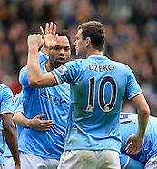 Hull City v Manchester City 150314