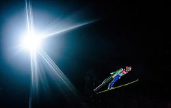 05.01.2016, Paul Ausserleitner Schanze, Bischofshofen, AUT, FIS Weltcup Ski Sprung, Vierschanzentournee, Qualifikation, im Bild Stefan Kraft (AUT) // Stefan Kraft of Austria during his Qualification Jump for the Four Hills Tournament of FIS Ski Jumping World Cup at the Paul Ausserleitner Schanze, Bischofshofen, Austria on 2016/01/05. EXPA Pictures © 2016, PhotoCredit: EXPA/ JFK