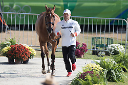 Jung Michael, GER, La Biosthetique Sam FBW<br /> Olympic Games Rio 2016<br /> © Hippo Foto - Dirk Caremans<br /> 05/08/16