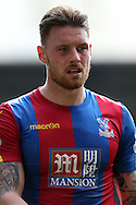 Connor Wickham of Crystal Palace looks on. Barclays Premier League match, Crystal Palace v Stoke City at Selhurst Park in London on Saturday 7th May 2016. pic by John Patrick Fletcher, Andrew Orchard sports photography.