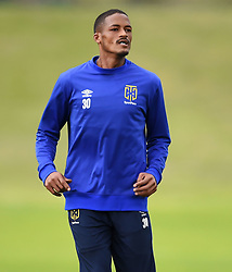 Cape Town-180801-Cape Town City's Craig Martin at training session at Hartleyvale Stadium, ahead of their opening game of the 2018/2019 PSL season against Supersport United at Cape Town Stadium on saturday.Photograph:Phando Jikelo/African News Agency/ANA