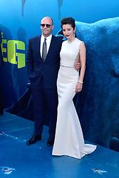 August 6, 2018 - Los Angeles, Kalifornien, USA - Jason Statham und Li Bingbing bei der Premiere des Kinofilms 'The Meg' im TCL Chinese Theatre. Los Angeles, 06.08.2018 (Credit Image: © Future-Image via ZUMA Press)