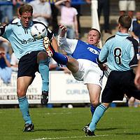 St Johnstone FC August 2002