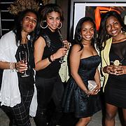 NLD/Rotterdam/20120516 - Verjaardag en boekpresentatie Magali Gorre, Virginia Braaf en vriendinnen