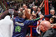 Paulius Sorokas, Commando Ultra' Dinamo<br /> Oriora Pistoia - Banco di Sardegna Dinamo Sassari<br /> LBA Serie A Postemobile 2018-2019<br /> Pistoia, 04/01/2020<br /> Foto L.Canu / Ciamillo-Castoria