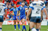 Doncaster RLFC scrum half Jordan Howden (6) is sent to the sin bin during the Challenge Cup 2018 match between Doncaster and Featherstone Rovers at the Keepmoat Stadium, Doncaster, England on 22 April 2018. Picture by Simon Davies.