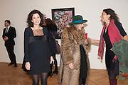 Panta Rhei. An exhibition of work by Keith Tyson. The Pace Gallery. Burlington Gdns. 6 February 2013.