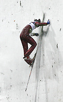 Hopp<br /> Verdenscup World Cup <br /> Zakopane Polen<br /> 20.01.2007<br /> Foto: Witters/Digitalsport<br /> NORWAY ONLY<br /> <br /> Ski jumper Jan Mazoch of the Czech Republic slides down the hill after he crashed in heavy and changing wind during his second series jump at the World Cup