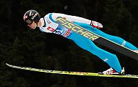 Hopp<br /> FIS World Cup<br /> Bishofshofen Østerrike<br /> 05.01.2013<br /> Foto: Gepa/Digitalsport<br /> NORWAY ONLY<br /> <br /> FIS Weltcup der Herren, Vierschanzen-Tournee, Training und Qualifikation. <br /> Bild zeigt Anders Bardal (NOR).