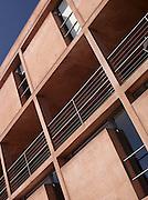 Residencia, ESO Hotel at La Silla Paranal Observatory, Atacama Desert, Santiago, Chile
