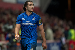 December 30, 2018 - Limerick, Ireland - James Lowe of Leinster during the Guinness PRO14 match between Munster Rugby and Leinster Rugby at Thomond Park in Limerick, Ireland on December 29, 2018  (Credit Image: © Andrew Surma/NurPhoto via ZUMA Press)