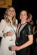 CALGARY AVANSINO,; KRISTEN AVANSINO  The Veuve Clicquot Business Woman Award. Claridge's Ballroom. London W1. 11 May 2015.