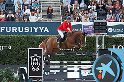 Bucci Piergiorgio, (ITA), Catwalk Z <br /> First Round<br /> Furusiyya FEI Nations Cup Jumping Final - Barcelona 2015<br /> © Dirk Caremans<br /> 24/09/15