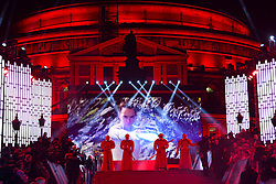 Atmosphere during the european premiere of Star Wars: The Last Jedi held at The Royal Albert Hall, London. Photo credit should read: Doug Peters/EMPICS Entertainment
