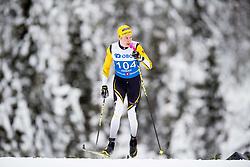 January 11, 2018 - GSbu, NORWAY - 180111 Erlend Nyhus competes in the men's sprint classic technique qualification during the Norwegian Championship on January 11, 2018 in GÅ'sbu..Photo: Jon Olav Nesvold / BILDBYRN / kod JE / 160127 (Credit Image: © Jon Olav Nesvold/Bildbyran via ZUMA Wire)