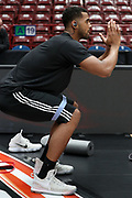 Davies Brandon, AX ARMANI EXCHANGE OLIMPIA MILANO vs ZALGIRIS KAUNAS, EuroLeague 2017/2018, Mediolanum Forum, Milano 9 novembre 2017 - FOTO Bertani/Ciamillo-Castoria