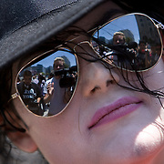 Michael Jackson Memorial at the Staples Center in Los Angeles, California