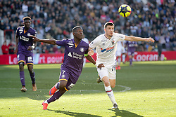 February 24, 2019 - Toulouse, France - 07 MAX ALAIN GRADEL (TOU) - 21 FREDERIC GUILBERT  (Credit Image: © Panoramic via ZUMA Press)