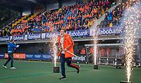 Den Bosch - Rabo fandag 2019 . hockey clinics met de spelers van het Nederlandse team. opkomst van international Jip Janssen.  COPYRIGHT KOEN SUYK