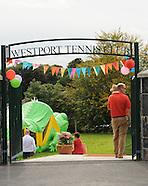 Westport Tennis Club Official Opening September 2016
