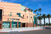 Team Merchandise Store at the Honda Center