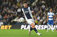 West Bromwich Albion midfielder Alex Mowatt (27) during the EFL Sky Bet Championship match between West Bromwich Albion and Queens Park Rangers at The Hawthorns, West Bromwich, England on 24 September 2021.