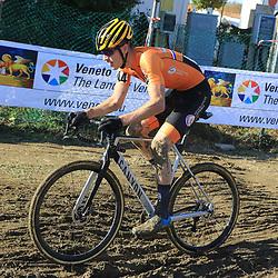10-11-2019: Wielrennen: Europees Kampioenschap Veldrijden: Silvelle<br />Tim van Dijke