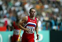 Friidrett, 23. august 2003, VM Paris,( World Championschip in Athletics), Anton Galkin, Russland