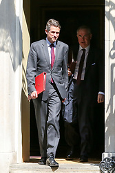 May 1, 2019 - London, United Kingdom - Gavin Williamson Secretary of State for Defence has been sacked over Huawei leak by the British Prime Minister Theresa May, following an inquiry into the leak of information from the National Security Council. (Credit Image: © Dinendra Haria/SOPA Images via ZUMA Wire)