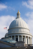 Arkansas State Capital in Little Rock Arkansas