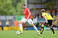 Brighton & Hove Albion central midfielder Dale Stephens (6) during the EFL Sky Bet Championship match between Burton Albion and Brighton and Hove Albion at the Pirelli Stadium, Burton upon Trent, England on 17 September 2016.