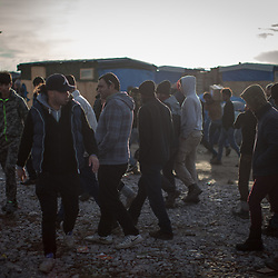 Refugees in the Jungle, Calais