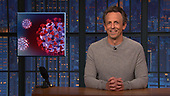 """May 13, 2021 - NY: NBC's """"Late Night With Seth Meyers"""" - Episode: 1146A"""