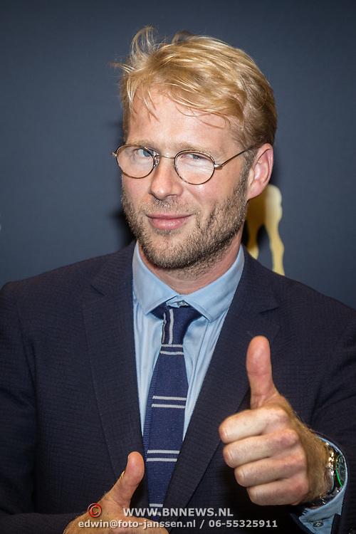 NLD/Utrecht/20160922 - inloop NFF 2016 - première Riphagen, Leo Alkemade