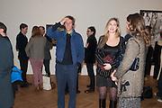 HENRY HUDSON; PRINCESS MARIA VON THURN UND TAXIS, Panta Rhei. An exhibition of work by Keith Tyson. The Pace Gallery. Burlington Gdns. 6 February 2013.