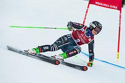Alice Robinson (NZL) of Slovenia during the Ladies' Giant Slalom at 57th Golden Fox event at Audi FIS Ski World Cup 2020/21, on January 16, 2021 in Podkoren, Kranjska Gora, Slovenia. Photo by Vid Ponikvar